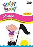 Brainy Baby: Music - Discovering Musical Horizons - movie DVD cover picture
