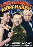 Love Laughs at Andy Hardy - movie DVD cover picture