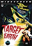 Target Earth - movie DVD cover picture