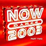 Cubierta del álbum de Now Dance 2003 (disc 2)