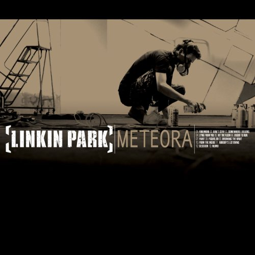 Original album cover of Meteora by Linkin Park
