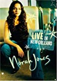 Norah Jones - Live in New Orleans - movie DVD cover picture