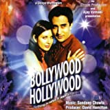 Album cover for Bollywood Hollywood