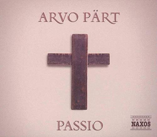 "Featured recording ""Passio"""