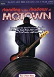 Standing In The Shadows of Motown - movie DVD cover picture