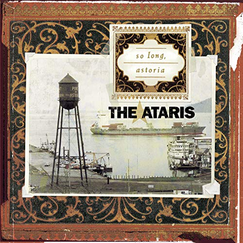 CD-Cover: The Ataris - So Long, Astoria