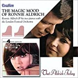 Capa do álbum That Aldrich Feeling/The Magic Mood of Ronnie Aldrich