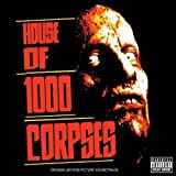 Pochette de l'album pour House of 1000 Corpses