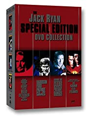 The Jack Ryan Special Edition DVD Collection