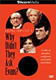DVD : Agatha Christie's Why Didn't They Ask Evans?
