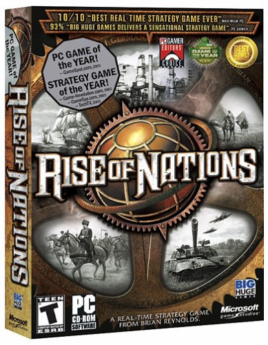 Rise Of Nations. Rise of Nations Deluxe.