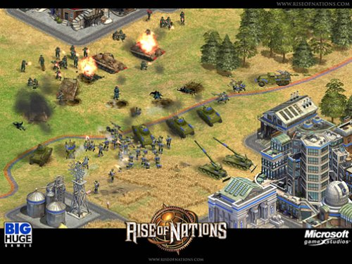 Rise Nations