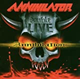 Carátula de Double Live Annihilation (disc 2)