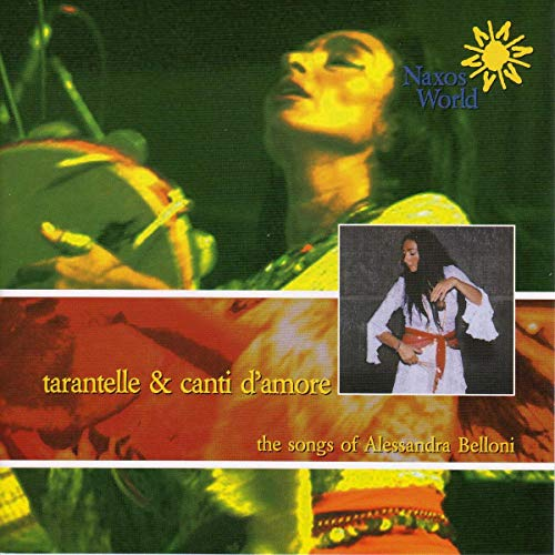 "Featured recording ""Tarantelle & Canti D"""