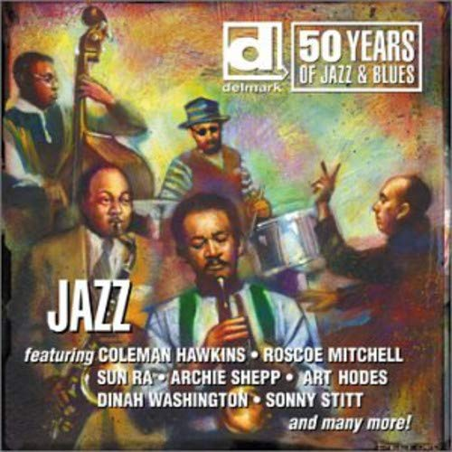 Various Artists: 50 Years of Jazz and Blues: Blues