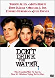 Don't Drink the Water - movie DVD cover picture