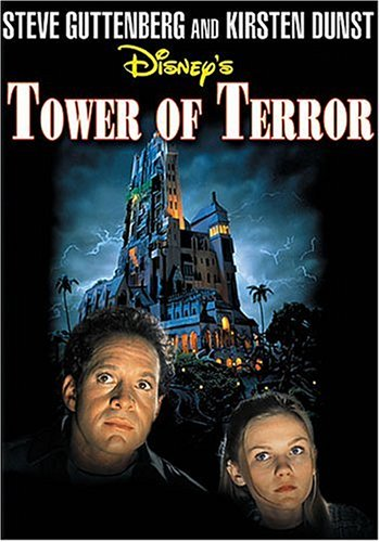 Tower of Terror cover