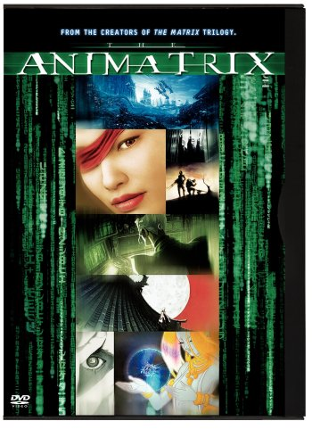 AniMatrix DVD - Buy it!