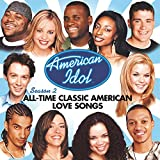 Skivomslag för American Idol Season 2: All-Time Classic American Love Songs