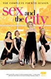Sex and the City - The Complete Fourth Season - movie DVD cover picture