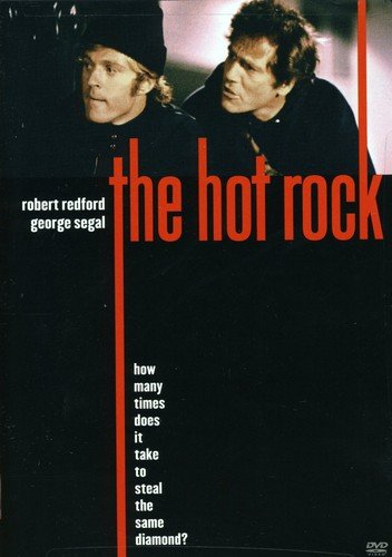 Buy The hot rock DVDs