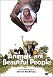 Animals Are Beautiful People - movie DVD cover picture