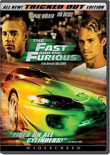 Форсаж / The Fast And The Furious (2003) Фильм Online