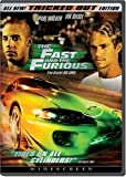 The Fast and the Furious (Widescreen Tricked Out Edition) - movie DVD cover picture