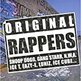 Capa do álbum Original Rappers