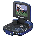 Panasonic SVAV20A MPEG4 eWear Digital Camcorder/Still Camera (Blue)