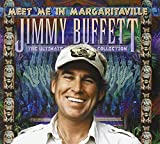 Album cover for Meet Me In Margaritaville: The Ultimate Collection