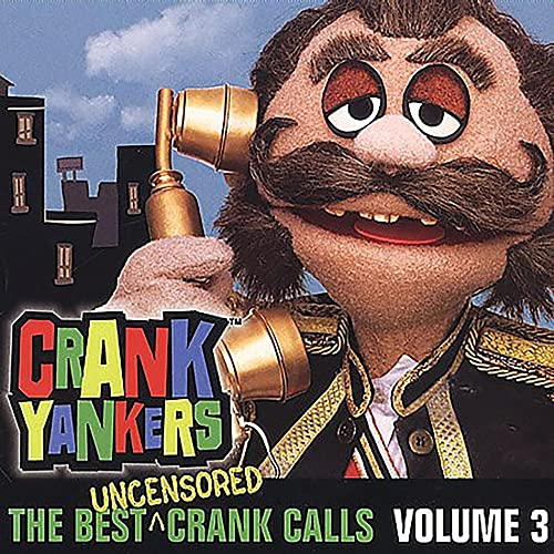 The Best Uncensored Crank Calls Vol Yankers Audio thumb