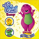 Capa de I Love to Sing With Barney