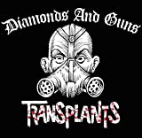 Capa do álbum Diamond & Guns