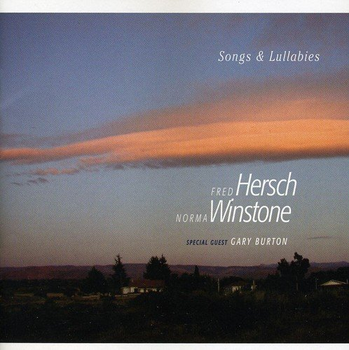Fred Hersch and Norma Winstone: Songs & Lullabies