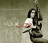 Capa do álbum Punk Jazz: The Jaco Pastorius Anthology