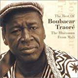 Cubierta del álbum de The Best Of Boubacar Traoré