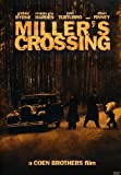 Miller's Crossing - movie DVD cover picture