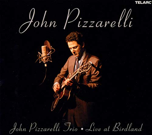 John Pizzarelli Trio: Live at Birdland