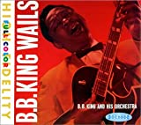 album art to B. B. King Wails