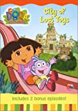 Dora the Explorer - City of Lost Toys - movie DVD cover picture