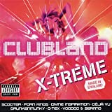 Album cover for Clubland X-Treme (disc 2)