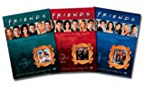 Friends - The Complete Seasons 1, 2 and 3 - movie DVD cover picture