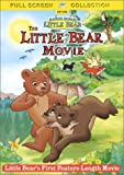 The Little Bear Movie - movie DVD cover picture