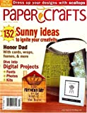 Paper crafts