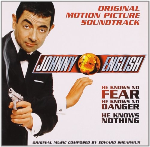 Buy Johnny English soundtrack