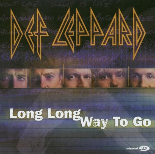 Long Long Way to Go [UK CD]