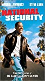 National Security [VHS]