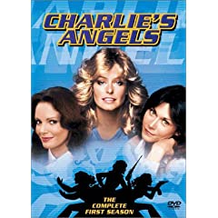 Charlie's Angels Dvds