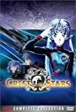 Crest of the Stars - Complete Series Set - movie DVD cover picture